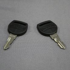 Key For Automotive Rotary Latch