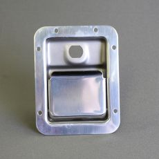 Stainless Steel 2-Point Rotary Latch