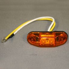 LED Amber Clearance Light Kit