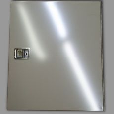 """32""""W x 38""""H Vertical Compartment Door With E-Lock Rotary Latch"""