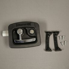 Automotive Twist Latch Curb Side Short Paw