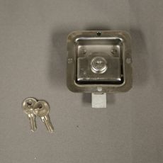 Stainless Steel Mini Rotary Latch
