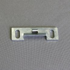 Lockstrike With Slotted Holes