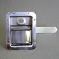Stainless Steel 2-Point Rotary Latch KUV Rear Cargo Door