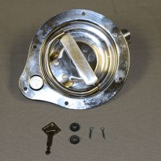 Stainless Steel D-Ring Latch