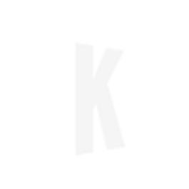 """3.75""""H x 11""""W Chrome Knapheide Emblem"""