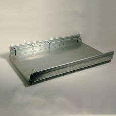 "24.88""W x 12.12""D Compartment Shelf"
