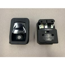 Automotive Rotary 2 Point Compartment Door Latch