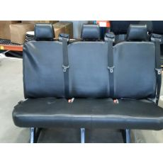 REAR BENCH SEAT COVERS FOR FORD TRANSIT VANS