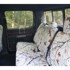 REAR SEAT COVERS FOR FORD F150 TRUCKS