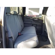 REAR SEAT COVERS FOR CHEVY & GMC TRUCKS