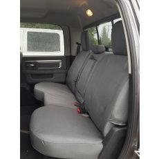 REAR SEAT COVERS FOR RAM TRUCKS