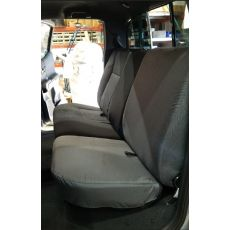REAR SEAT COVERS FOR TOYOTA TACOMA TRUCKS