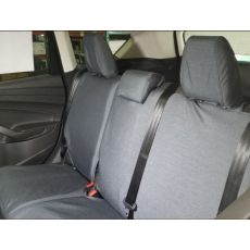 SEAT COVERS FOR DODGE DURANGO & JEEP GRAND CHEROKEE SECOND ROW BENCH