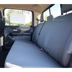 SEAT COVERS FOR RAM TRUCK REAR BENCH SEATS