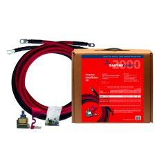 DC-2000-KIT Max 2000W Inverter Install Kit