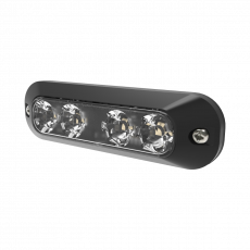 ECCO 4 LED Amber Surface Mount Light